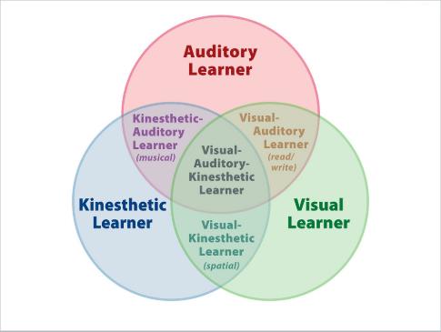 מבדק סגנונות לימוד לקורס שפות